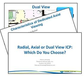 Radial, Axial, and Dual View ICP Webinar Slides