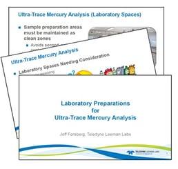 Teledyne Leeman Labs Ultra Trace Hg Analysis Webinar Slides